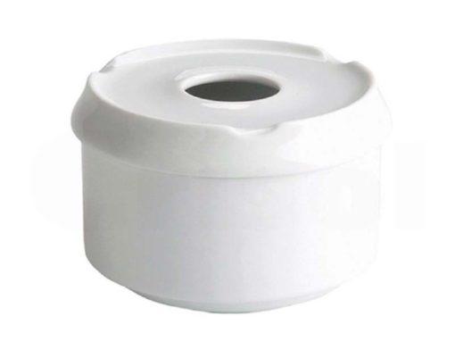 alquiler cenicero porcelana