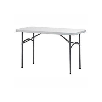 alquiler mesa pequeña polietileno