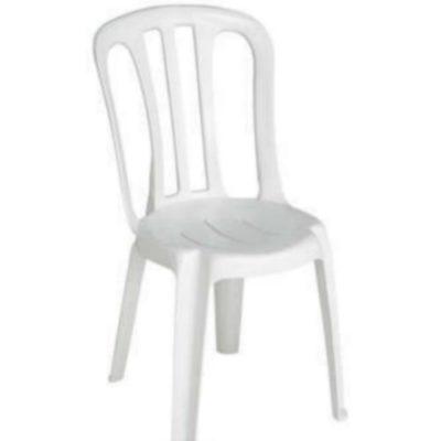 alquiler silla plastico