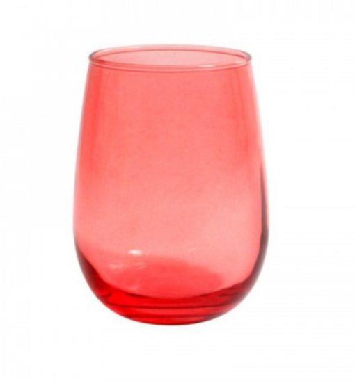 alquiler vaso rojo