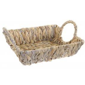alquiler cesta ratan con asas