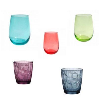 Alquiler vasos en mesa